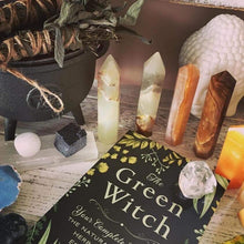 The Green Witch Book 💚