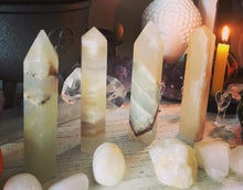 Aragonite Points 🔮