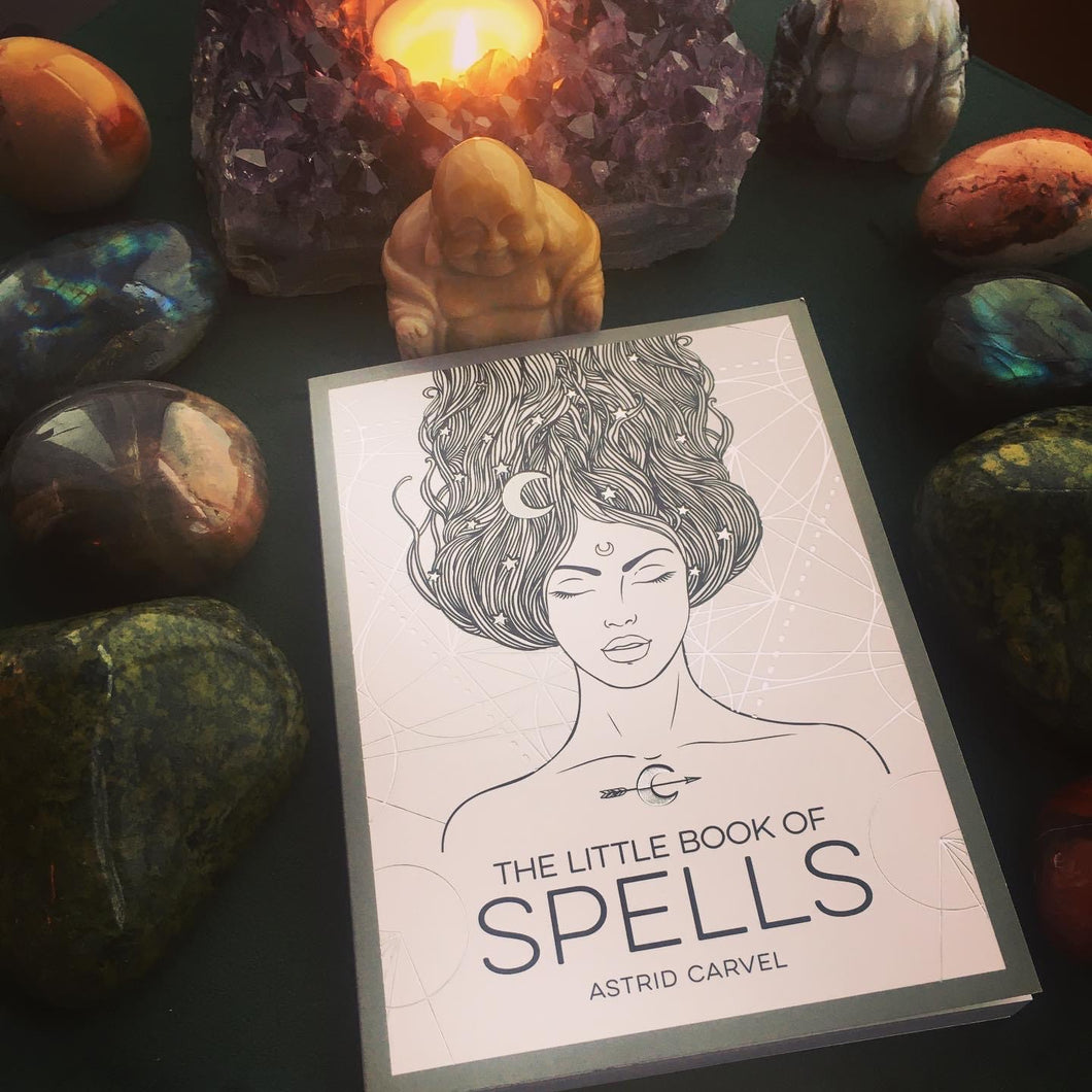 Little Book of Spells 🖤