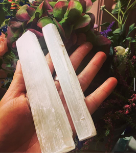 Selenite Sticks ✨