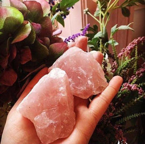 Large Rough Rose Quartz 🌹
