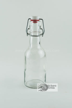 8.5 oz. Swing Top Bottle