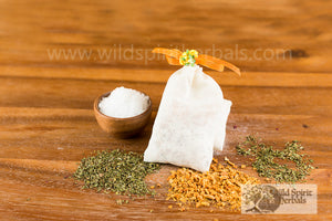 Ache and Pain Relief Bath Sachet