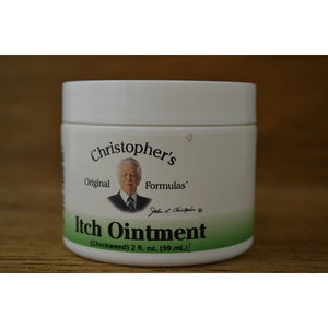 Itch Ointment