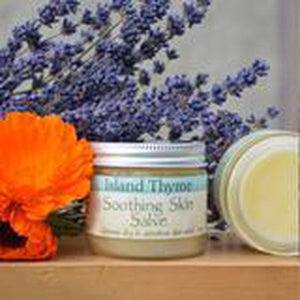 Island Thyme Soothing Skin Salve