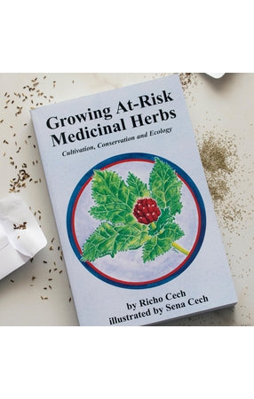 Growing At Risk Medicinal Herbs
