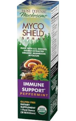 Myco Shield Immune Spray Peppermint