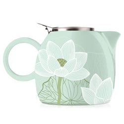 Pugg Teapot w/ Infuser from Tea Forte