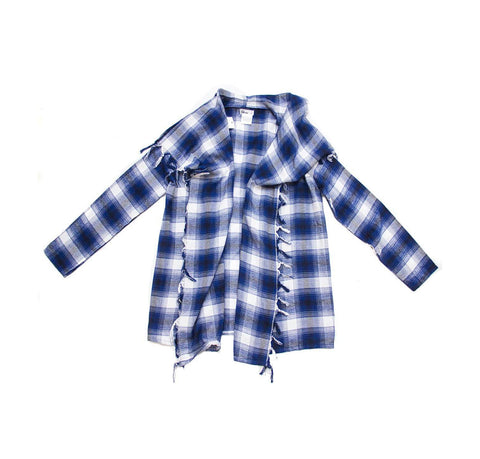 80e541138aeb8 Plaid Fringe Shrug. Rs.1,800.00. Epic Threads Girls Bow Sweat Shirt