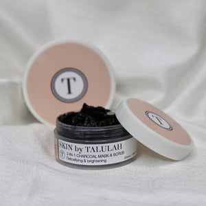 2-IN-1 Charcoal Mask & Scrub