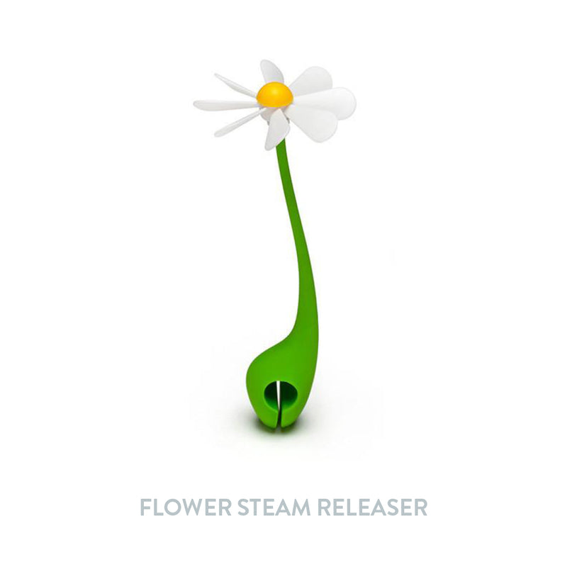 Flower Steam Releaser