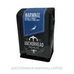 Anchorhead Narwhal Coffee Beans