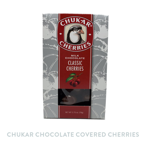 Chukar Chocolate Covered Cherries - 2.75oz