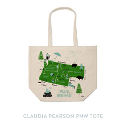 Pacific Northwest Tote Bag