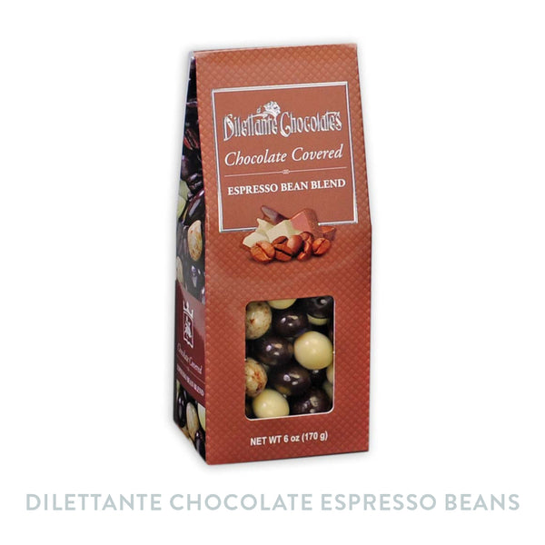 Dilettante Chocolate Covered Espresso Beans