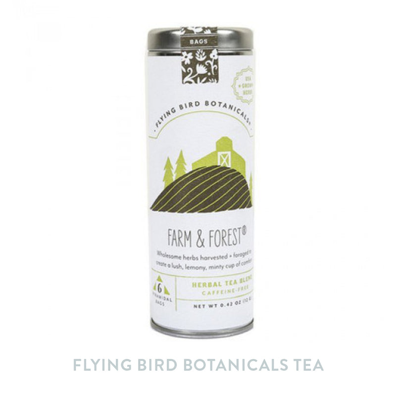 Flying Bird Botanicals Tea - Farm & Forest