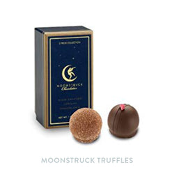 Moonstruck Truffles - 2 pieces