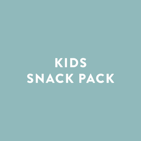 Kids Snack Pack