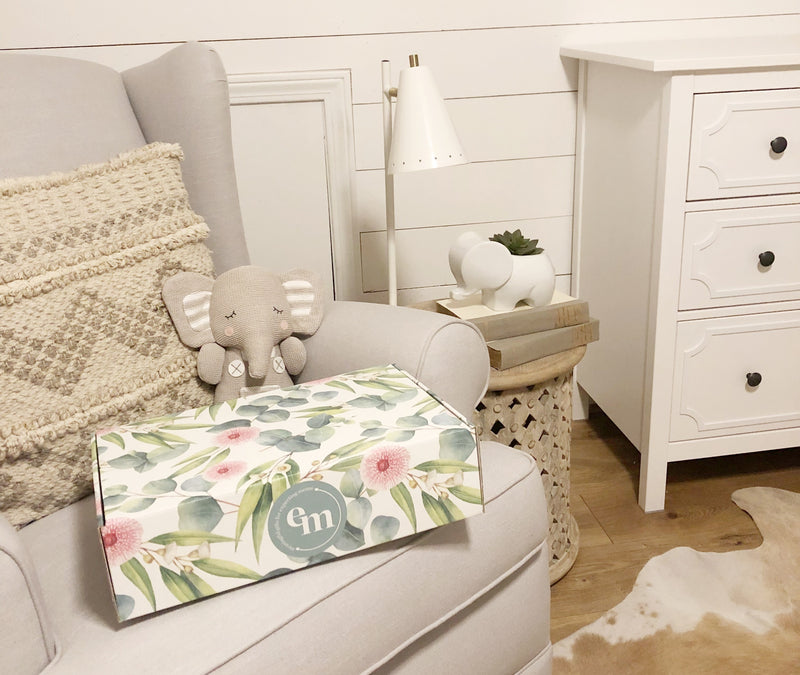 New / Expecting Moms Gift Box - Luxe