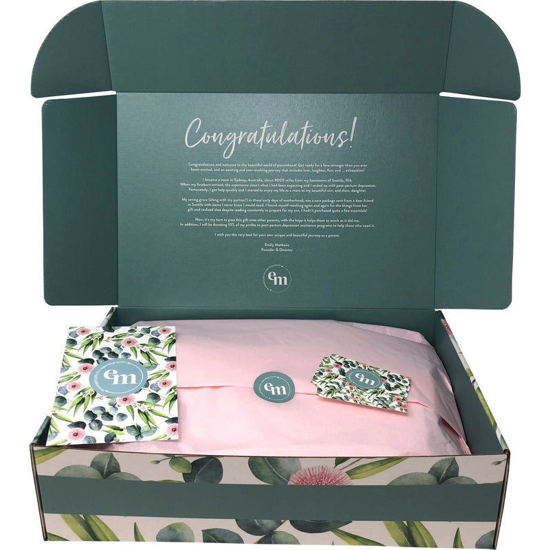 New / Expecting Parents Gift Box - Original