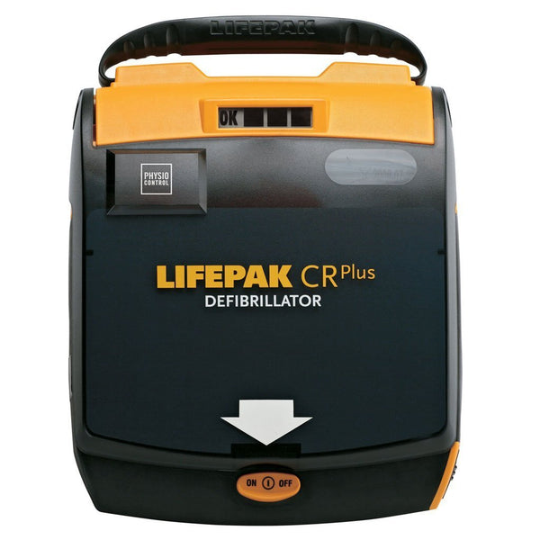 Physio Control LIFEPAK CR Plus Hjärtstartare