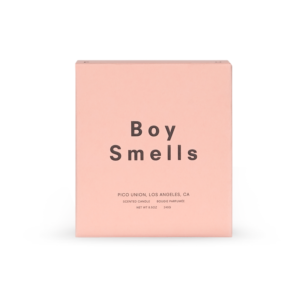 Boy Smells - Ash Candle