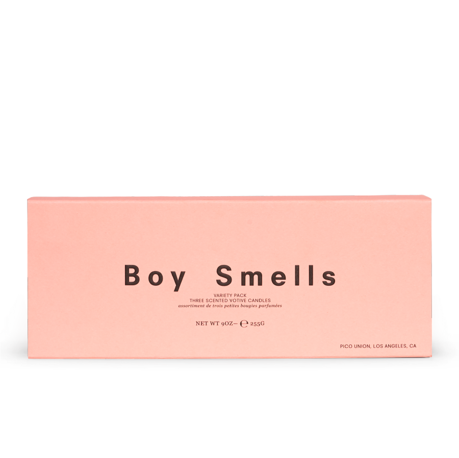 Boy Smells - Votive Sets - Best Buds K*sh Collection