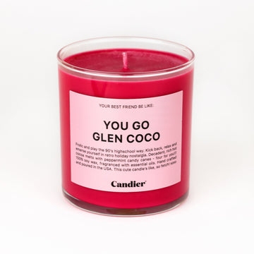 RYAN PORTER - GLEN COCO CANDLE
