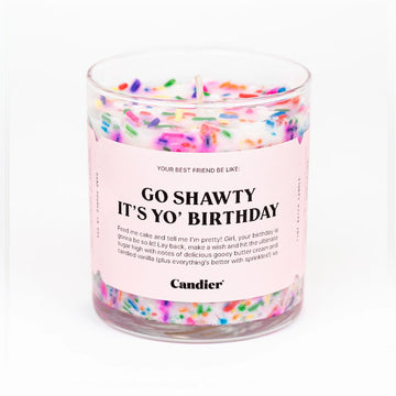RYAN PORTER - BIRTHDAY CAKE CANDLE