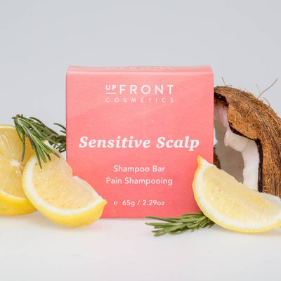 Up Front Cosmetics Shampoo Bar- Sensitive Scalp