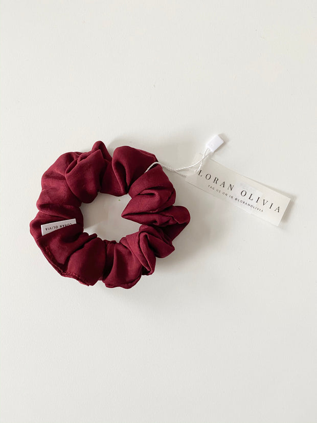 Loran Olivia Fall Scrunchie Collection