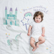 Milestone Blanket- You are Something Magical