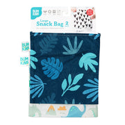Reusable Snack Bag 2pk Large- Dinosaurs