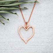 Giving Heart Necklace