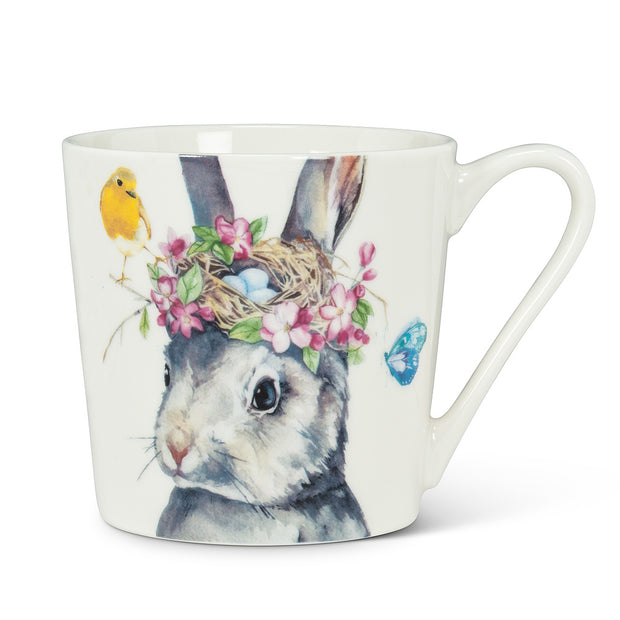 Crowned Rabbit Mug