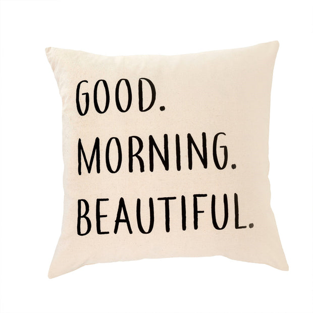 Good Morning Beautiful Cushion