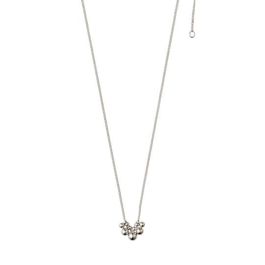 Pilgrim Solar System Silver Necklace
