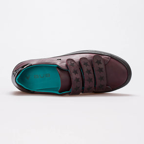 Jenna – Leather Bordeaux - BUB Leather Shoes