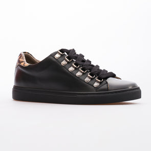 Linda - Leather Black - BUB Leather Shoes