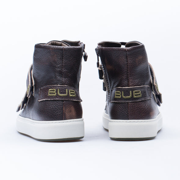Haze - Brown - Calf Leather - BUB Leather Shoes