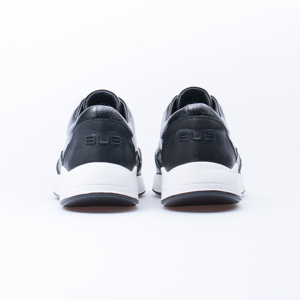 Felix - Black - Calf Leather - BUB Leather Shoes