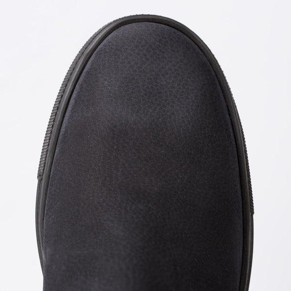 Ted – Nubuck Black - BUB Leather Shoes