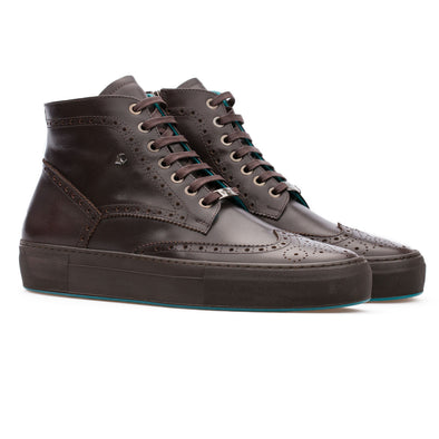 George – Leather Brown - BUB Leather Shoes