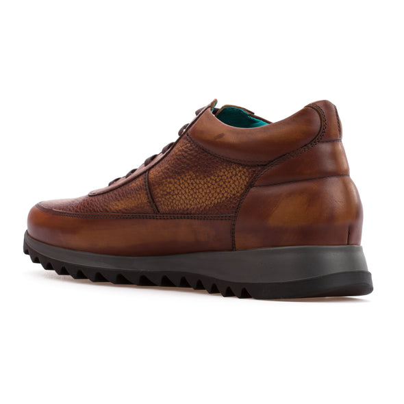 Rafael – Tobacco - Calf Leather - BUB Leather Shoes