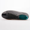 Ryan - Black - Lizard Embossed Calf Leather - BUB Leather Shoes