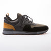 Ralph - Khaki & Black - Neoprene & Leather - BUB Leather Shoes