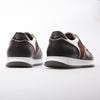 Christian - Brick & Brown - Embsosed Calf Nubuck & Leather - BUB Leather Shoes