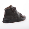 Nero - Black & Anthracite - Calf Leather & Suede - BUB Leather Shoes