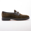 Roy - Khaki - Waxy Suede - BUB Leather Shoes
