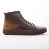 Sean - Brown & Tobacco - Calf Vintage Leather & Suede - BUB Leather Shoes